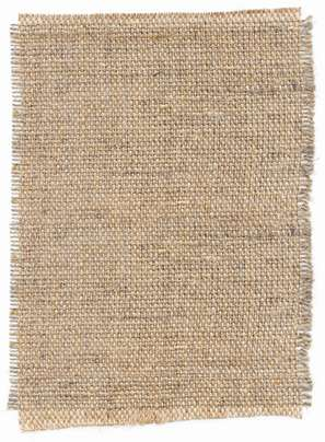 Sisal, un revêtement en fibres naturelles. © Dmitry Kudryavtsev