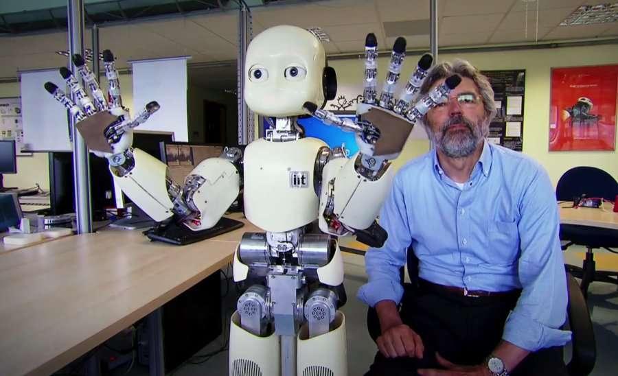 Des robots, des découvertes en biologie ou en astronomie, des avancées médicales... Le programme de la série Le meilleur des mondes est vaste. © Discovery Science