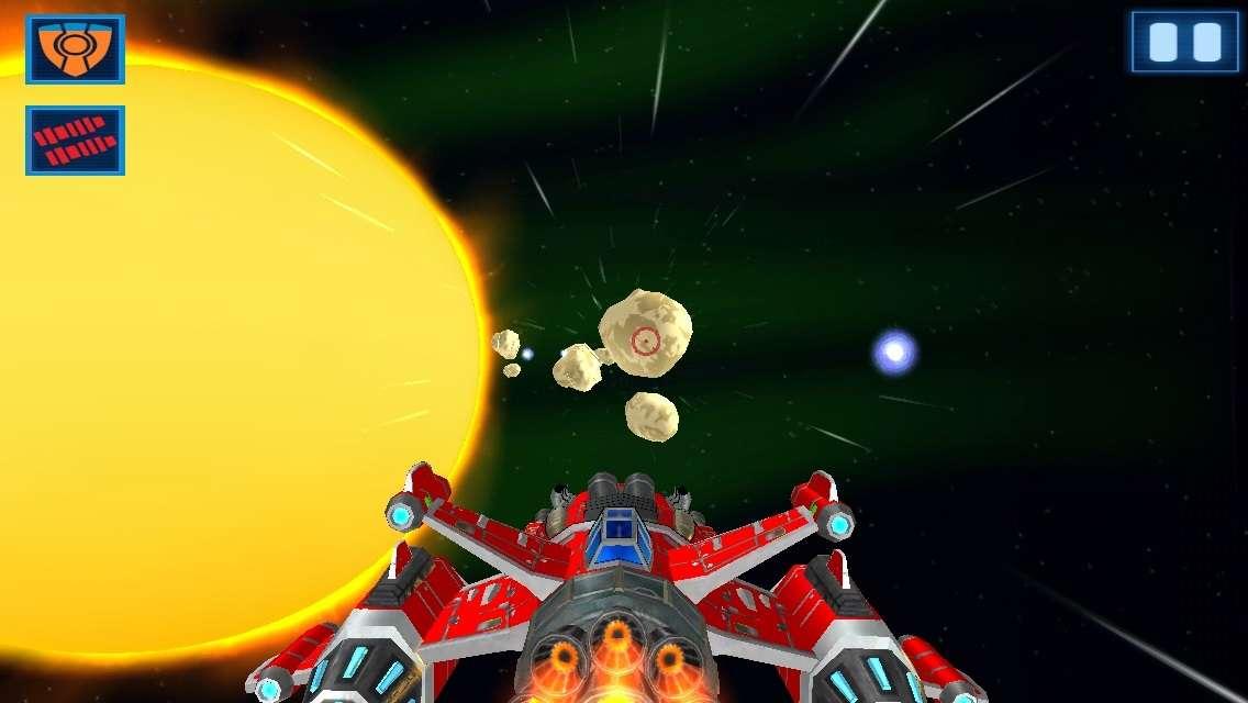 Play to Cure: Genes in Space est un vrai jeu, mais le joueur, sans s'en rendre compte, décrypte des informations génétiques complexes pour lutter contre le cancer. © Cancer Research UK