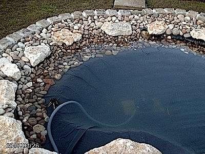 Pour remplir son bassin, peut-on utiliser l'eau de pluie ? © amateurs-de-bassins.com