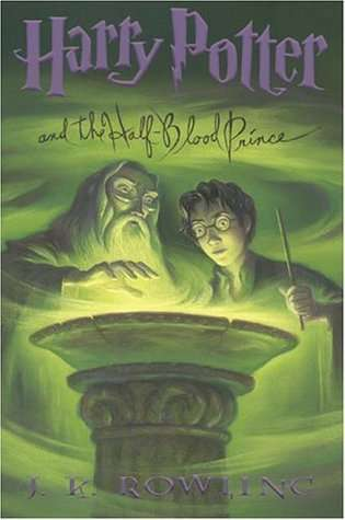 Harry Potter tome 6 : Harry Potter and the Half-Blood Prince
