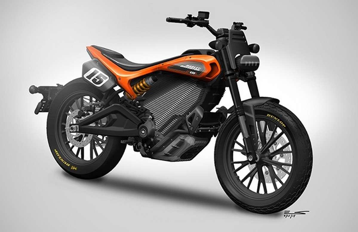 La future Harley-Davidson électrique devrait se positionner entre la Livewire et le scooter électrique attendu en 2021-2022. © Harley-Davidson