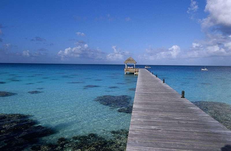 L'atoll de Fakarava en Polynésie française a été déclaré réserve de la biosphère. © Alexis Rosenfeld, reproduction interdite