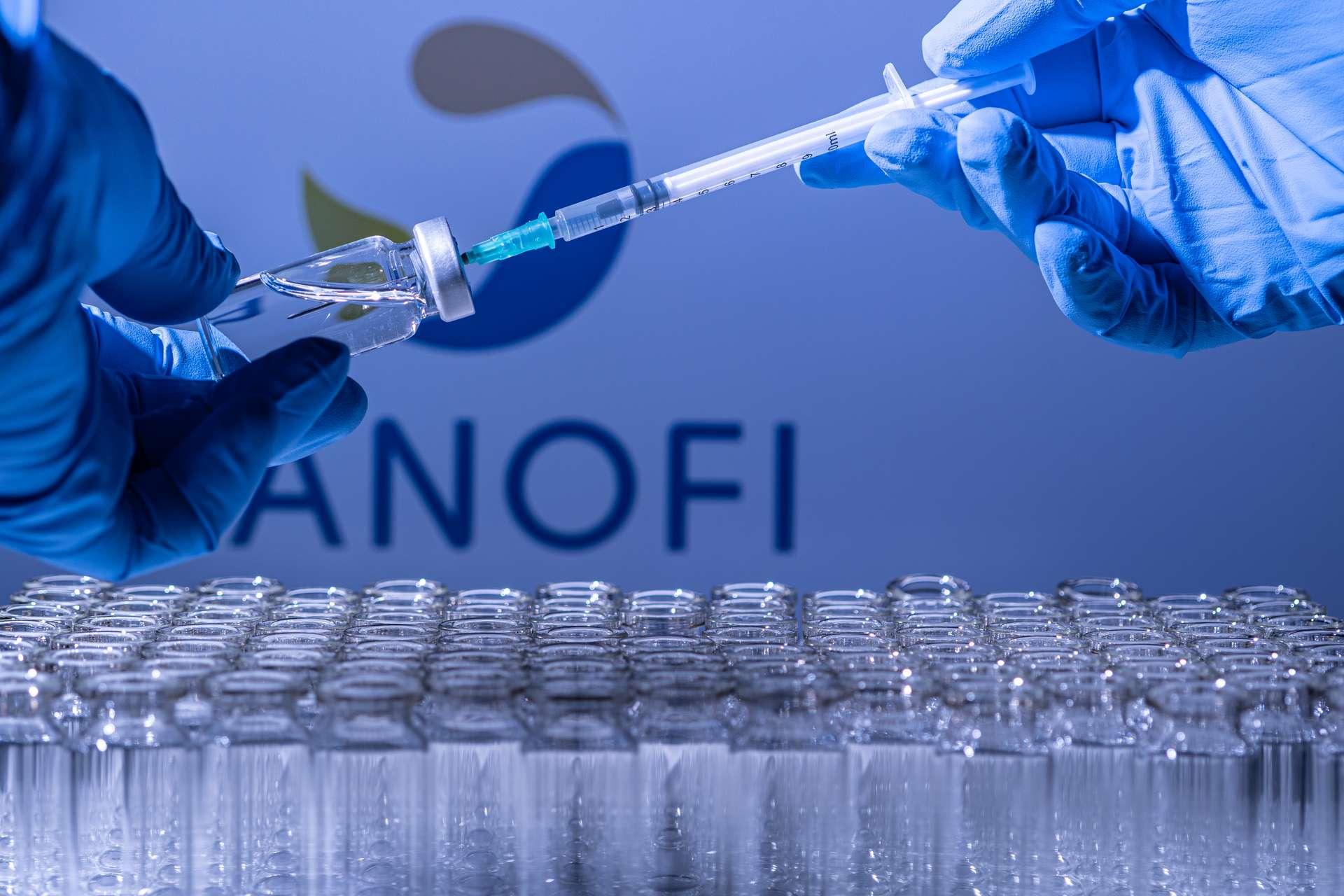 Sanofi stoppe le développement de son vaccin à ARN messager contre la Covid-19 mais poursuit celui de son autre vaccin à protéine recombinante. © desertsands, Adobe Stock