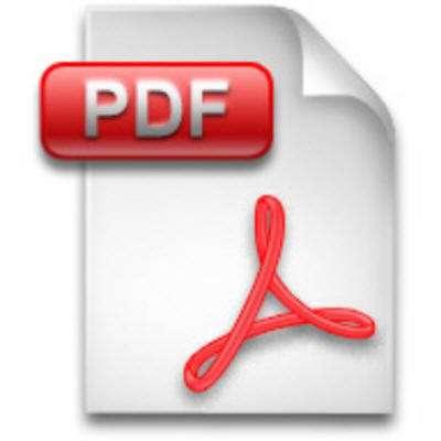 Comment convertir des PDF en images JPEG, BMP ou GIF ? © DR