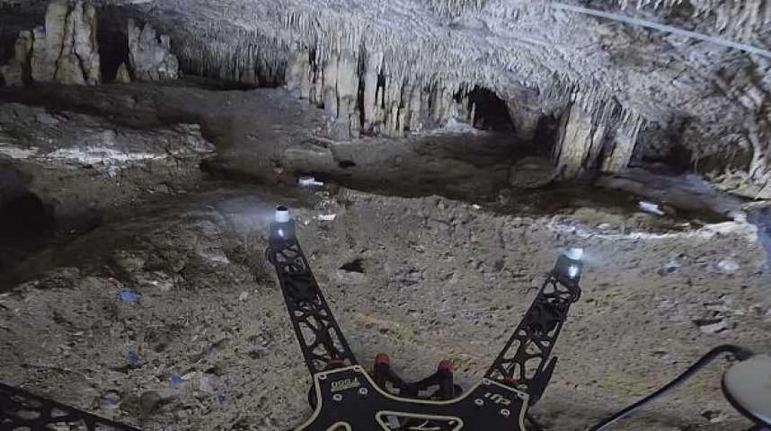 Futuris : des drones archéologues sur les traces de Néandertal