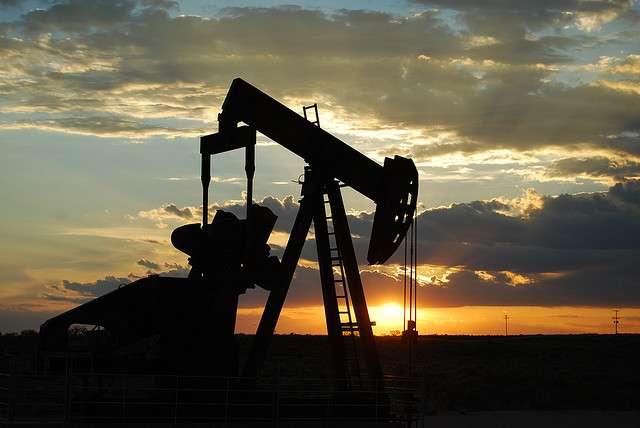 Le pétrole est le fruit d'un processus très long pendant lequel la matière organique est transformée en hydrocarbure. &copy Paul Lowry, Flickr, cc by 2.0