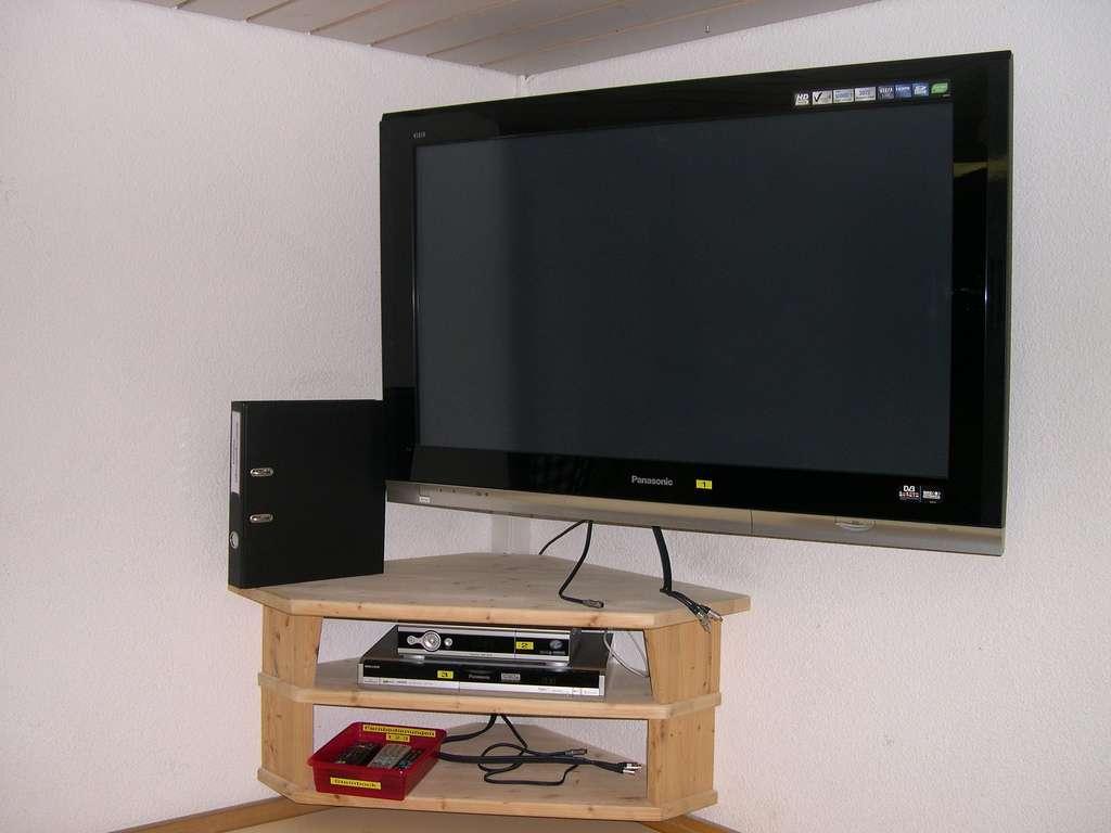 L'installation d'une antenne HD va vite devenir indispensable. © TuxFux.ch, Flickr, CC BY-SA 2.0
