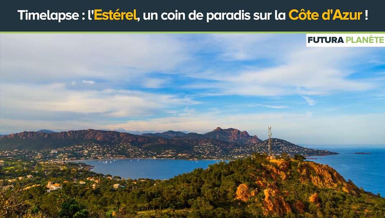 Découvrez l'Estérel, entre Méditerranée et Provence