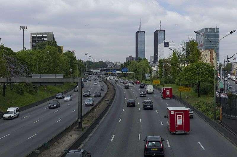 La proximité d'un axe routier important serait un facteur de risque cardiaque. © Alexandre Vialle, flickr, cc by 2.0
