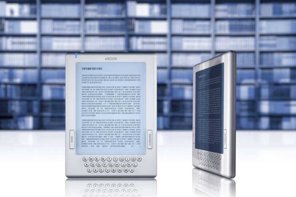 Lentement, la littérature se diffuse dans le monde numérique. © Claudio Bravo