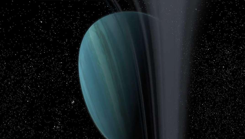 Uranus, première planète découverte au télescope