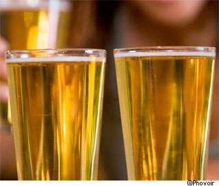 L'alcool, consommé à l'excès, est la cause de 2,5 millions de morts chaque année. © Phovoir