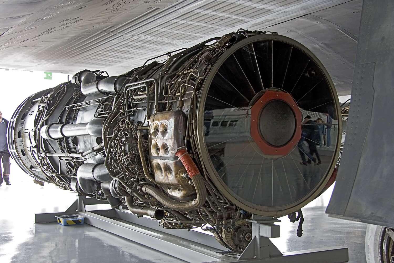 Le turboréacteur est un élément indispensable des avions modernes. © Telemaque MySon, CC BY-SA 3.0, Wikimedia Commons