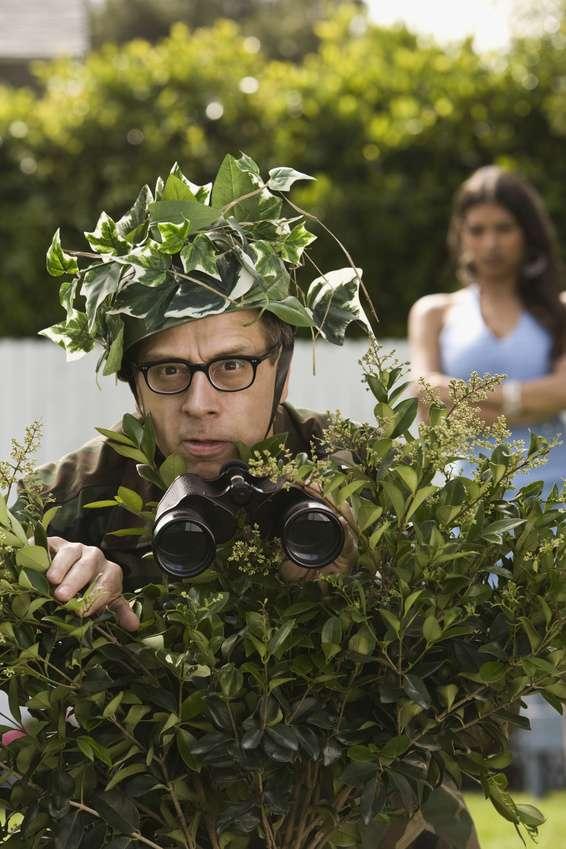 Voulez-vous prendre le risque de voir vos plantes arrachées parce qu'elles gênent le voisin ? © Fotolia