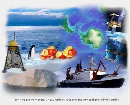 Campagne Drake : surveiller le pouls climatique de la planète