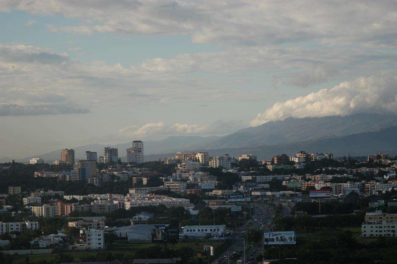 Santiago de los Caballeros est l'une des villes fondées par Christophe Colomb. © Lacreta, Wikimedia Commons, cc by sa 3.0