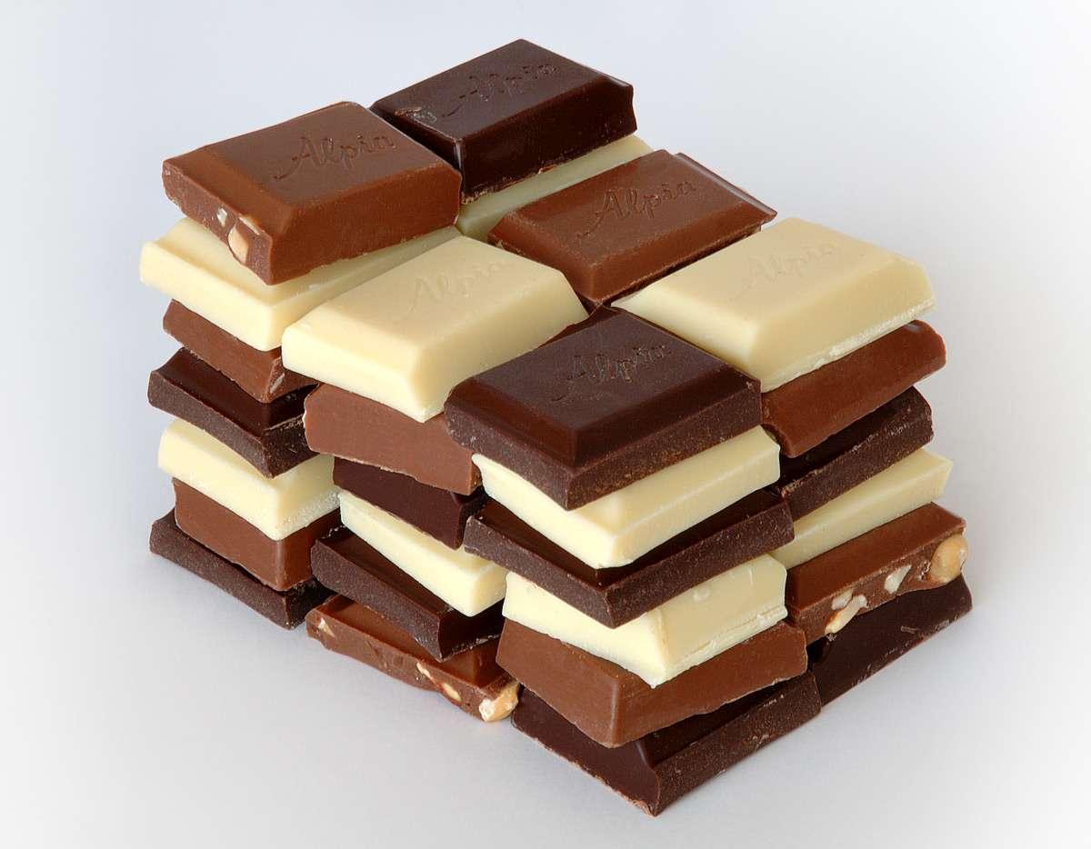 Différentes études montrent que le chocolat est bon pour la santé. De quoi se lécher les babines... © Aka / Licence Creative Commons
