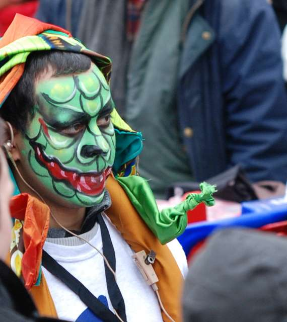En 2009, le thème du carnaval de Paris était consacré aux monstres. © carpediemparis, Flickr, cc by sa 2.0