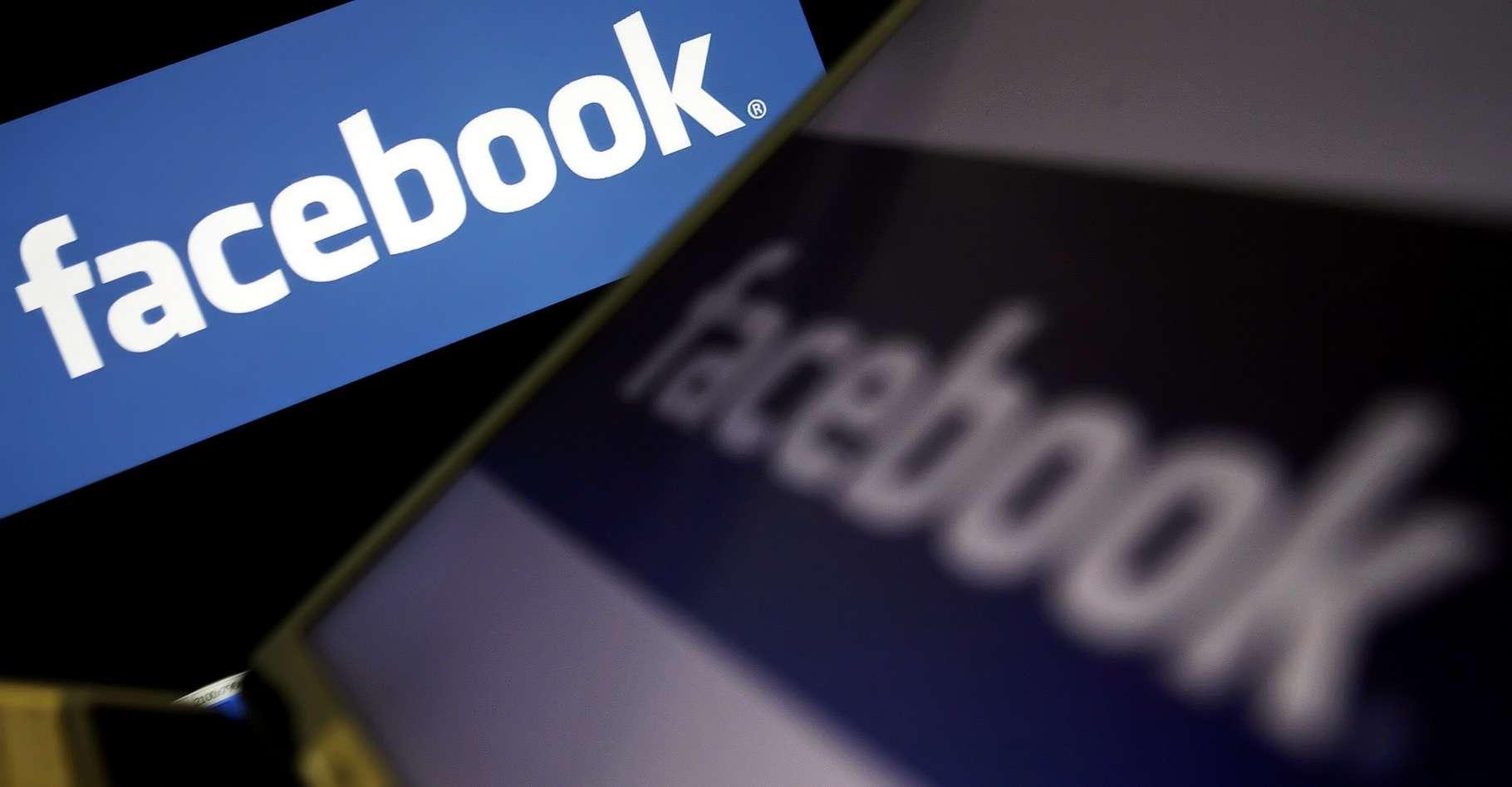 Cela faisait des années que Facebook n'avait pas changé de design et cela marque une vraie rupture. © AFP Photo, Leon Neal