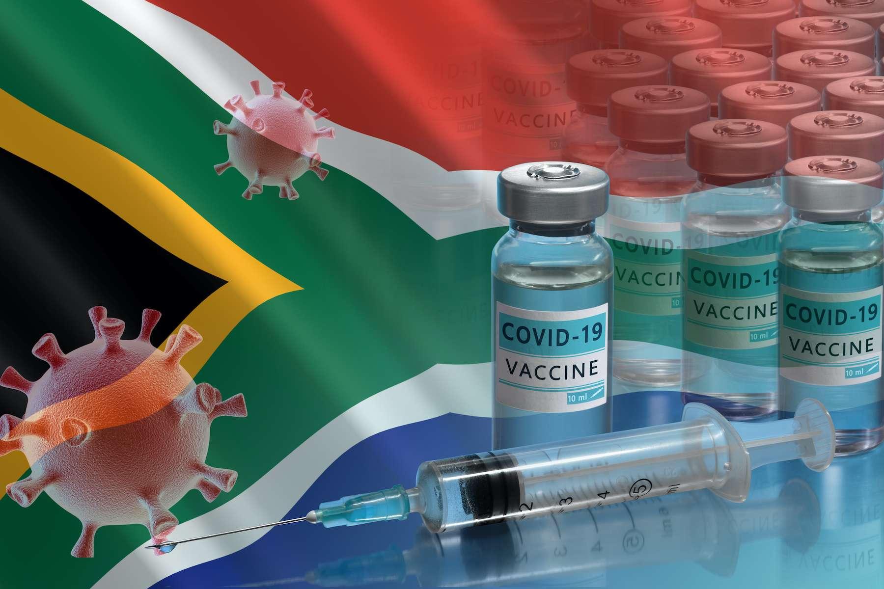 Un vaccin basé sur le variant sud-africain 501Y.V2 confèrerait une protection universelle contre les autres variants. © V. Yakobchuk, Adobe Stock