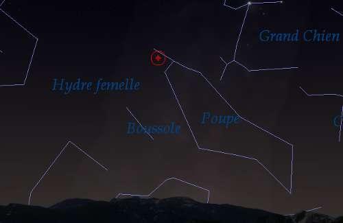 Observez la comète C/2012 K1 Panstarr