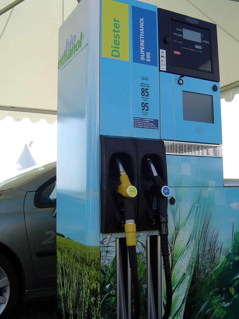 L'Agence européenne pour l'environnement critique vivement les agrocarburants. © Ademe - David reverchon, Flickr, cc by nc sa 2.0