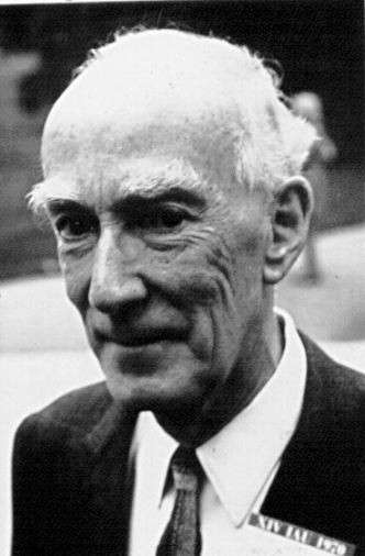 L'astrophysicien Jan Oort, le pionnier des études utilisant la raie à 21 cm de l'hydrogène. © Jan Oort