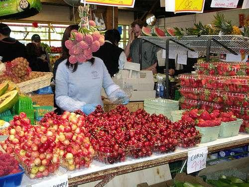 Pour votre santé, mangez au moins cinq fruits et légumes par jour. © Mary / Flickr - Licence Creative Common (by-nc-sa 2.0)