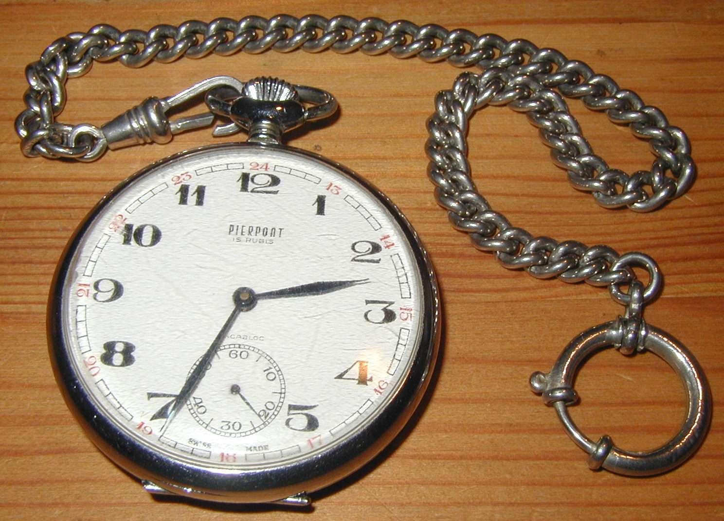 La montre automatique d'Abraham Louis Perrelet a révolutionné l'usage de l'horlogerie. © Roger McLassus, CC BY-SA 3.0, Wikimedia Commons