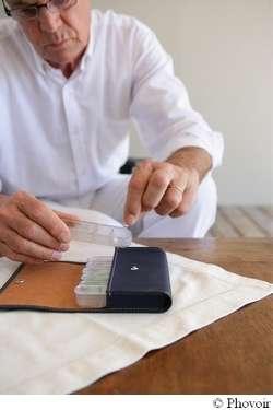 L'Afssaps rappelle que le méthotrexate doit être pris une fois par semaine seulement. © Phovoir