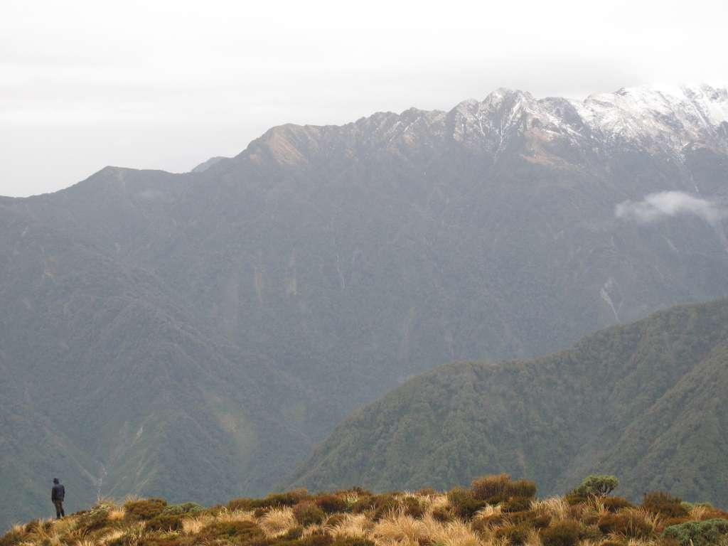 Record D Erosion Pour Des Montagnes Neozelandaises