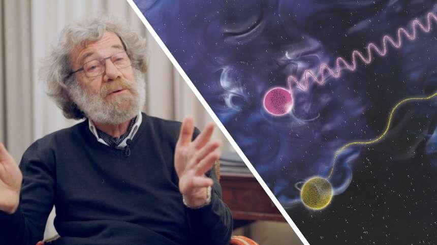 Interview : quel est l'avenir de la physique quantique ?