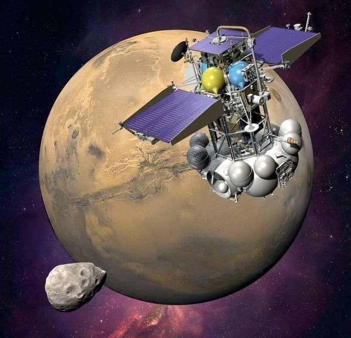 L'échec de la mission Phobos-Grunt plonge l'Agence spatiale russe et l'équipe industrielle en charge du projet dans l'expectative. Un échec qui risque de freiner les plans du nouveau chef de Roscosmos qui souhaitait redonner à l'exploration russe son lustre d'antan. © Roscosmos