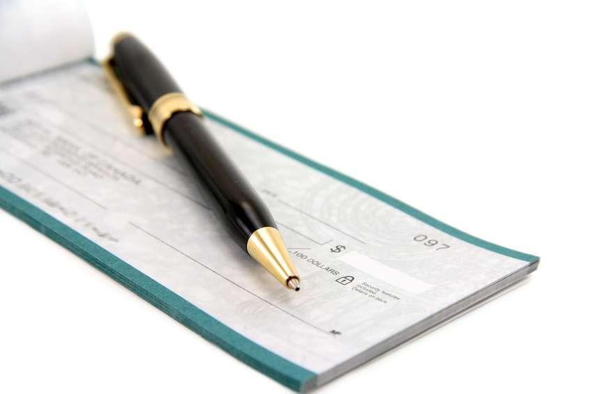 Perte, vol, fraude sont des conditions pour faire opposition à un chèque. © Fotolia
