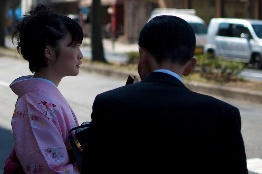 Les femmes savent parler à un homme sans être perturbée. L'inverse n'est pas vrai. © krelle, Flickr, cc by nc nd 2.0