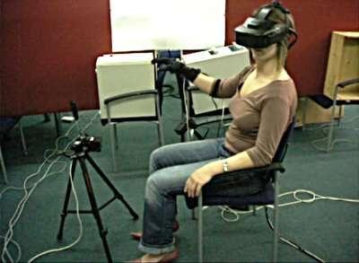 """Lorsque la réalité virtuelle soulage les """"membres fantômes"""""""