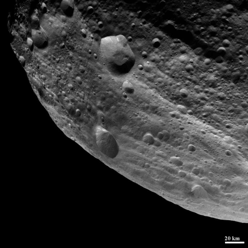 La Nasa veut récupérer un astéroïde. Son choix se portera sur un corps ayant un intérêt scientifique. Il devra être de petite taille et peu massif, afin d'être « transportable », pour qu'en cas d'échec il ne se retrouve pas sur une trajectoire de collision avec la Terre. © Nasa, JPL