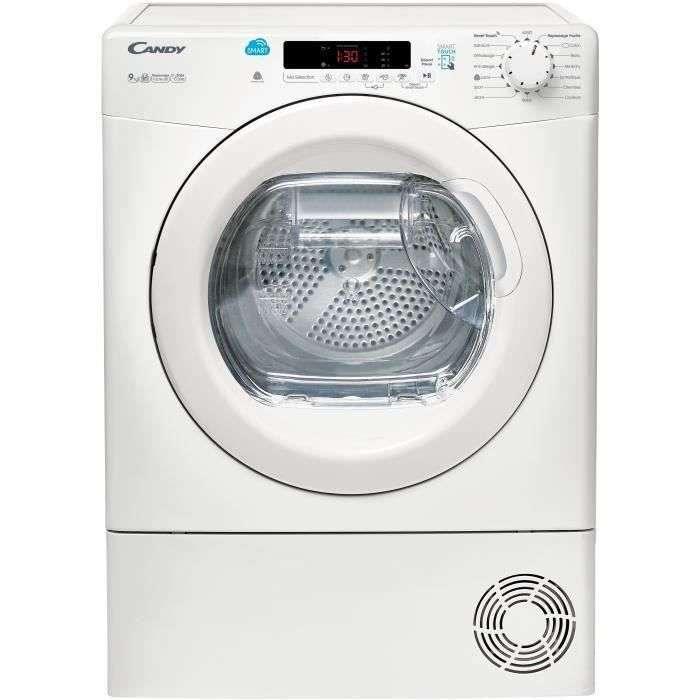 Bon plan : le sèche-linge à condensation Candy CSC 9DE-47 © Cdiscount