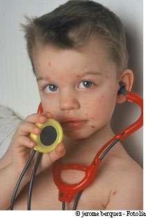 La varicelle peut être dangereuse pour les adultes. La vaccination divise les risques par neuf. © Jérôme Berquez/Fotolia