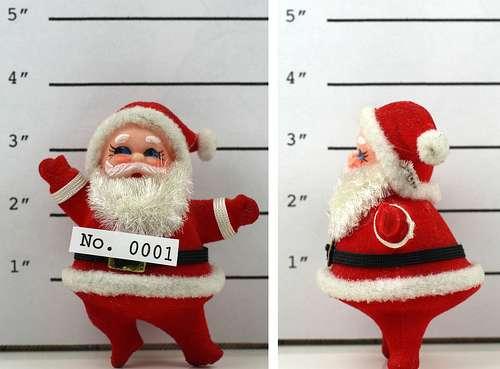 La couleur rouge des habits du père Noël le rendrait nettement plus sexy aux yeux des femmes qu'avec n'importe quelle autre couleur. © Kevindooley, Flickr, CC by 2.0