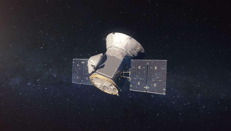 Tess, chasseur d'exoplanètes, doit surveiller 200.000 étoiles