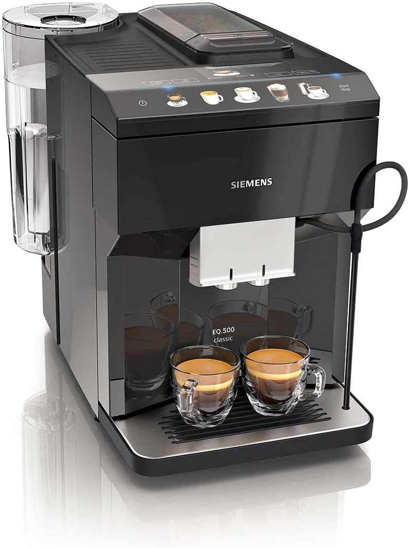 Bon plan : la machine à café Siemens EQ.500 classic TP503R09 © Amazon