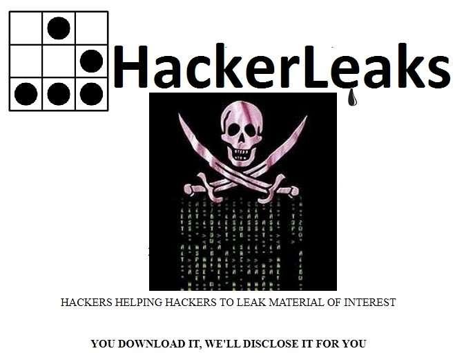 Le site HackerLeaks explique le fonctionnement et accepte les dons financiers en bitcoins. © HackerLeaks