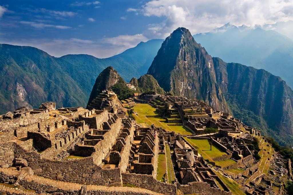 Autour du Machu Picchu, les Incas ont su profiter d'un réchauffement du climat pour développer une agriculture durable. © Szeke / Flickr - Licence Creative Common (by-nc-sa 2.0)