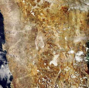 Désert de l'Atacama au Chili