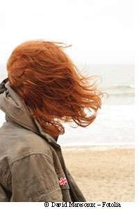 A la chevelure rousse est associée une résistance aux anesthésies subcutanées, celles pratiquées par les dentistes. © David Marescaux/Fotolia