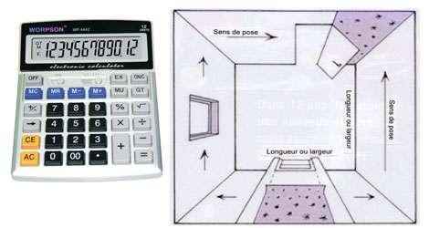 Calcul Nombre De Laie Papier Peint