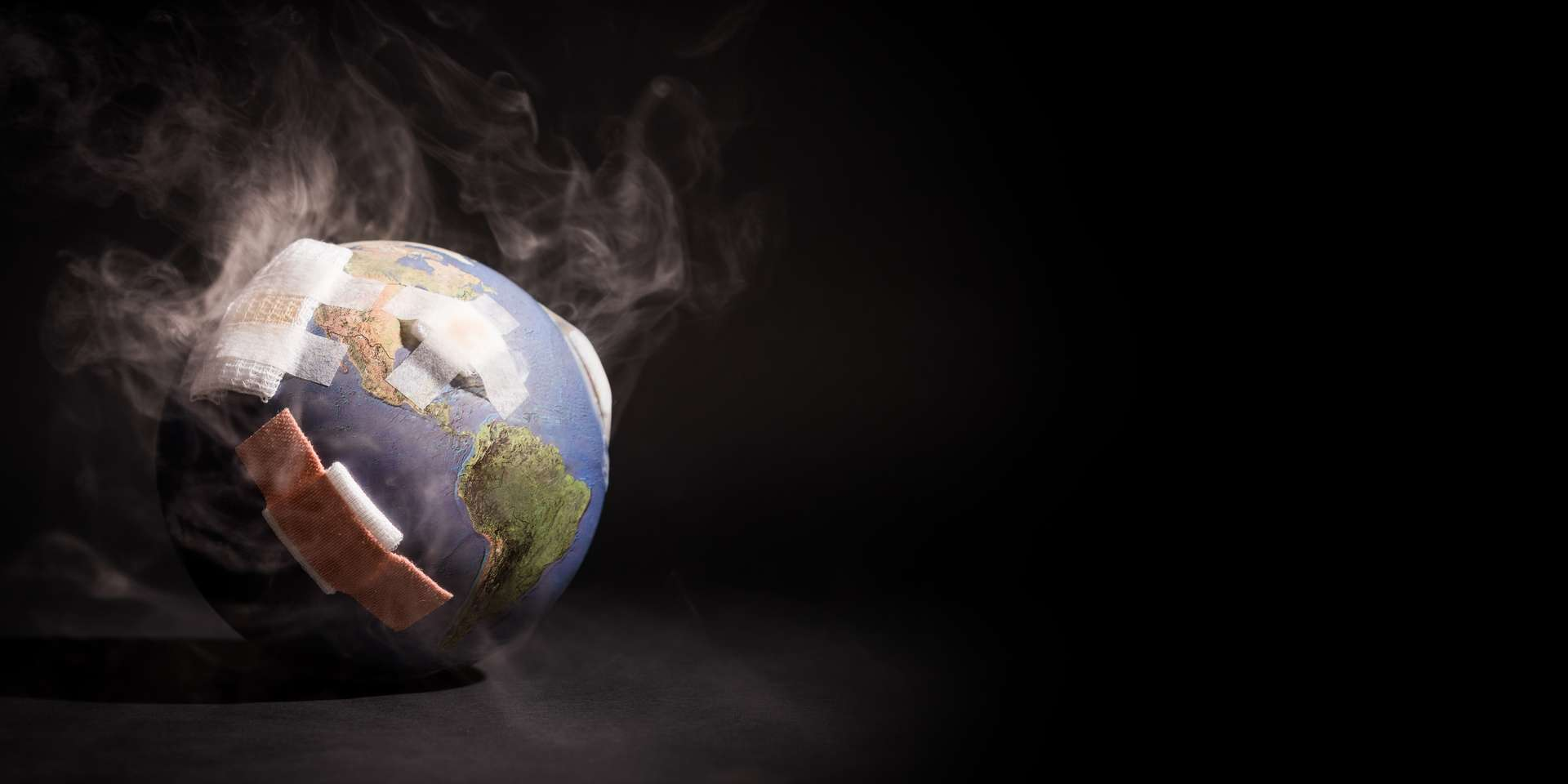 Une augmentation de la température de plus de 1,5 °C par rapport à l'ère préindustrielle est considérée comme un « seuil dangereux ». © myboys.me, Adobe Stock