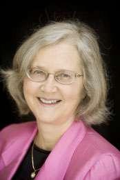 Elizabeth Blackburn (ici en 2007), spécialiste des télomères et de la télomérase, dirige un laboratoire qui porte son nom à l'Université de Californie (San Fransisco). © Micheline Pelletier